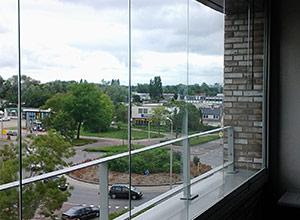 Balkonbeglazing Vriesia