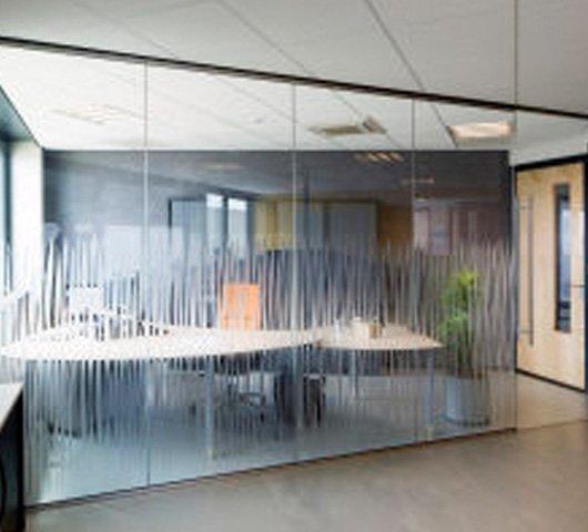 Interieur Glas