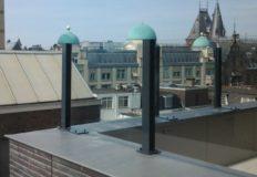 Windscherm Op Balkon
