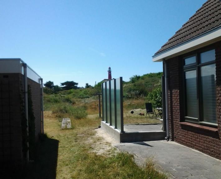 Windscherm Schiermonnikoog