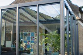 Serre Bouw Van Vriesia Bouwen Met Glas