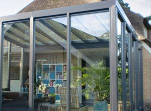 Serrebouw Van Vriesia Bouwen Met Glas
