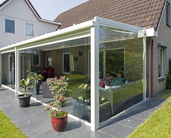 Tuinkamers Van Vriesia Bouwen Met Glas