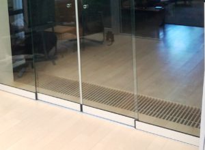 Glazen Wand – Interieurglas