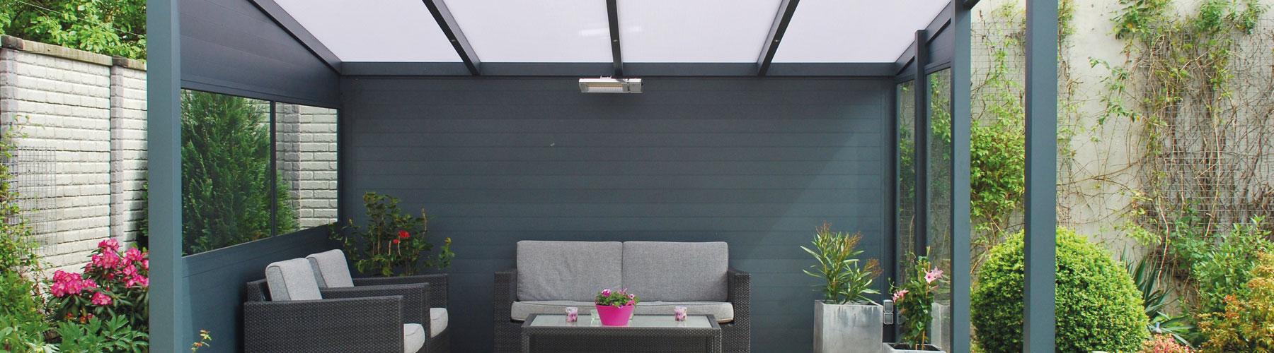 Verasol Lounge Set 2.1800x500x1