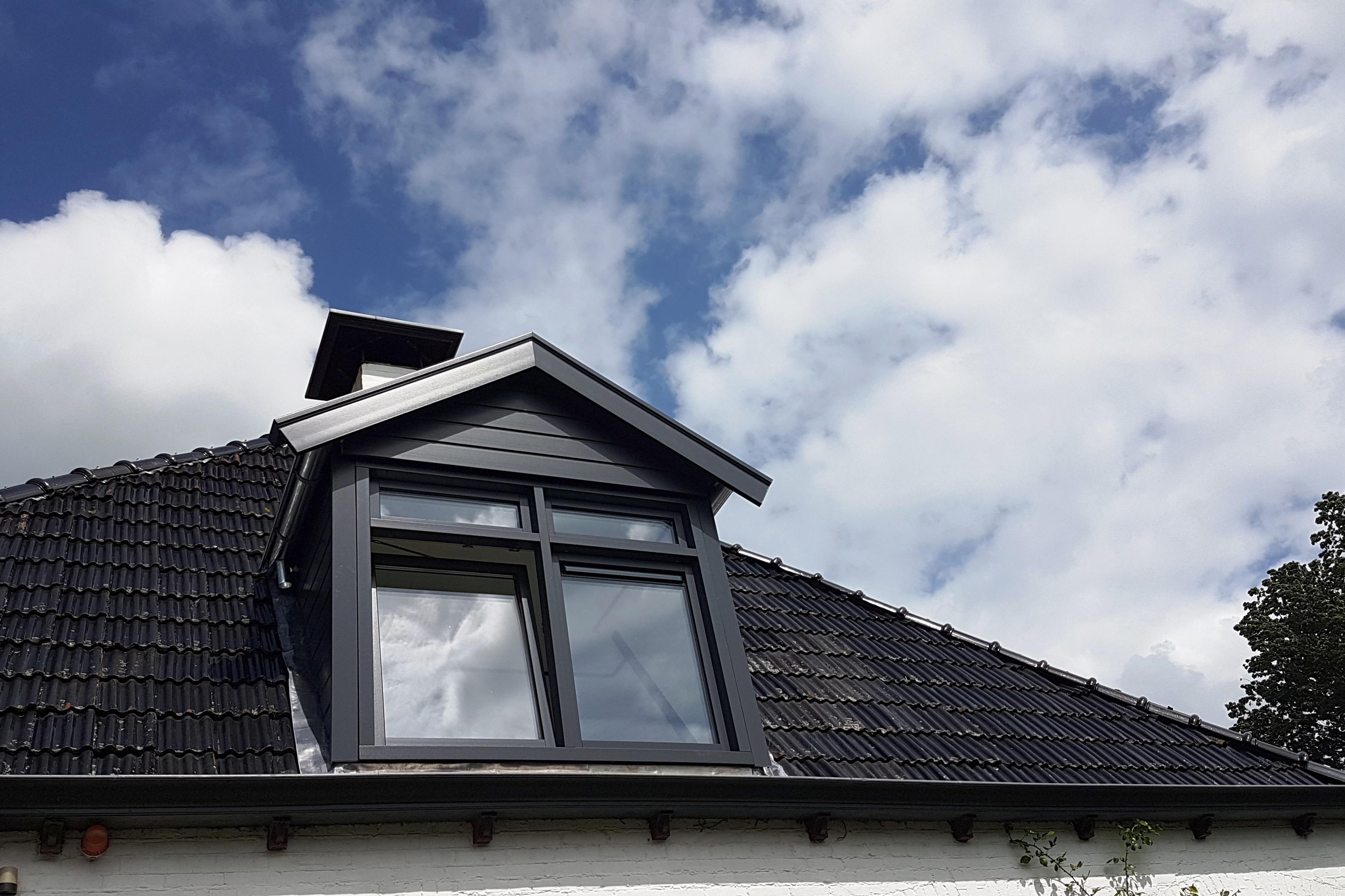 Dakkapel renovatie door Vriesia Glas & Kozijnen