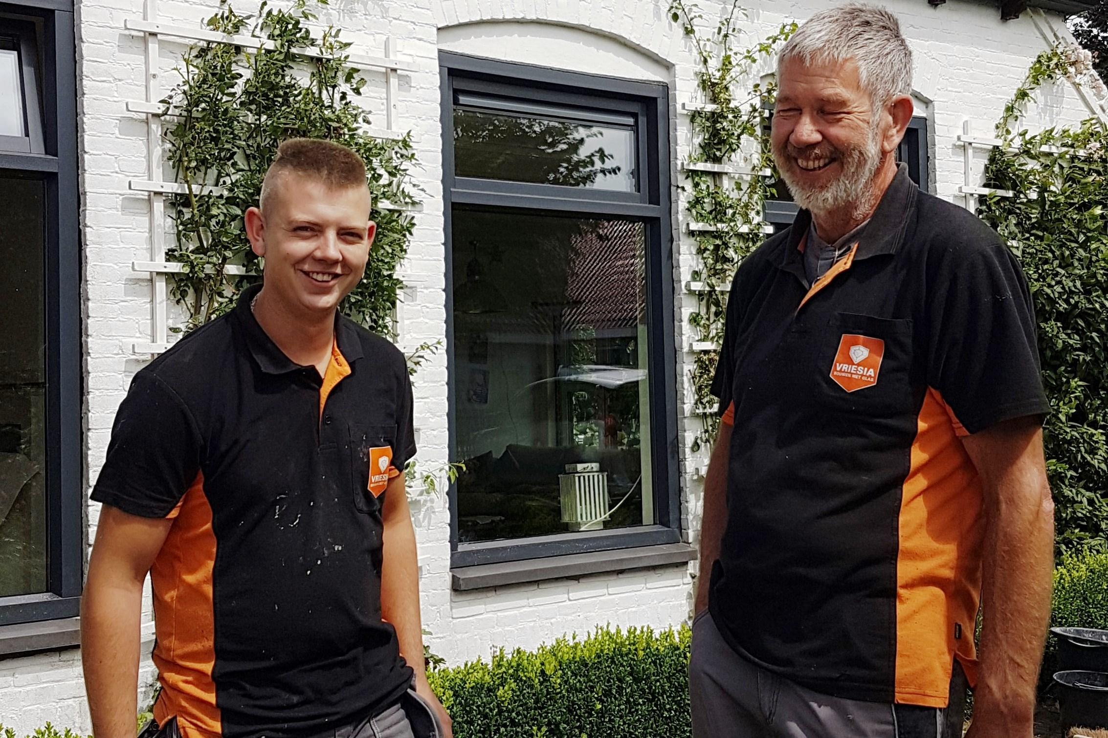 Friese Vakmannen van Vriesia Glas & Kozijnen
