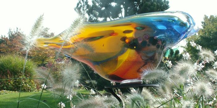 Glaskunst Expositie En Toegepaste Glaskunst