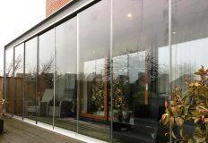 Glazen Schuifwand Leeuwarden